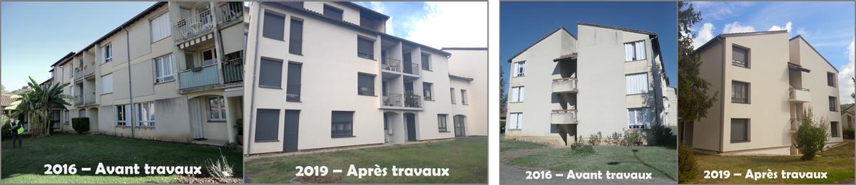 Bureau d'études DEJANTE - Économie de la construction - Rénovation des logements foyers - Résidence