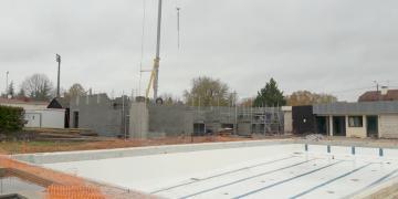 ZONE 4 - Mur en élévation en agglomérés de ciment creux (3 décembre 2018)
